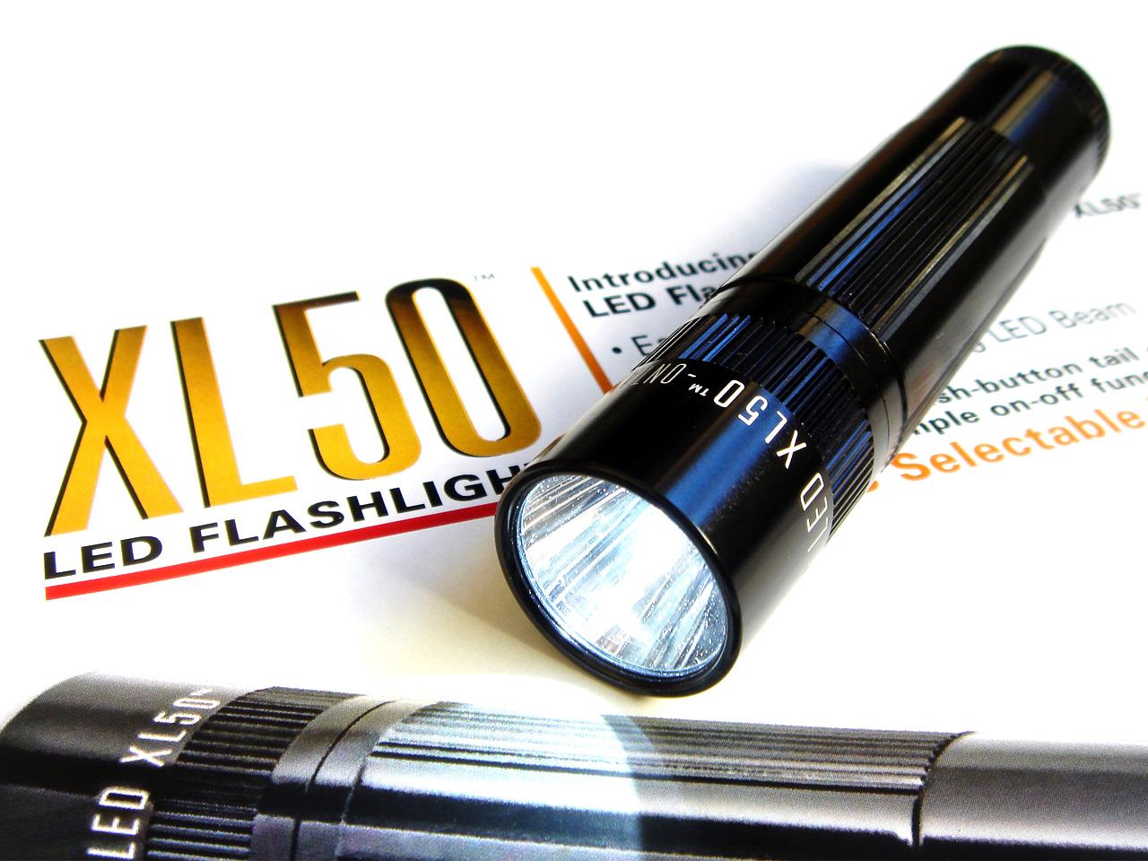 "Maglite svjetiljka ""XL 50"" ili neki Fenix model? XL50_00"