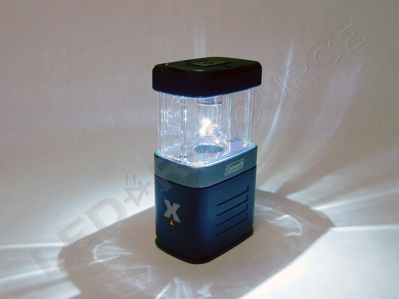 Coleman Exponent 4AA Pack-Away LED Lantern Review - LED-Resource