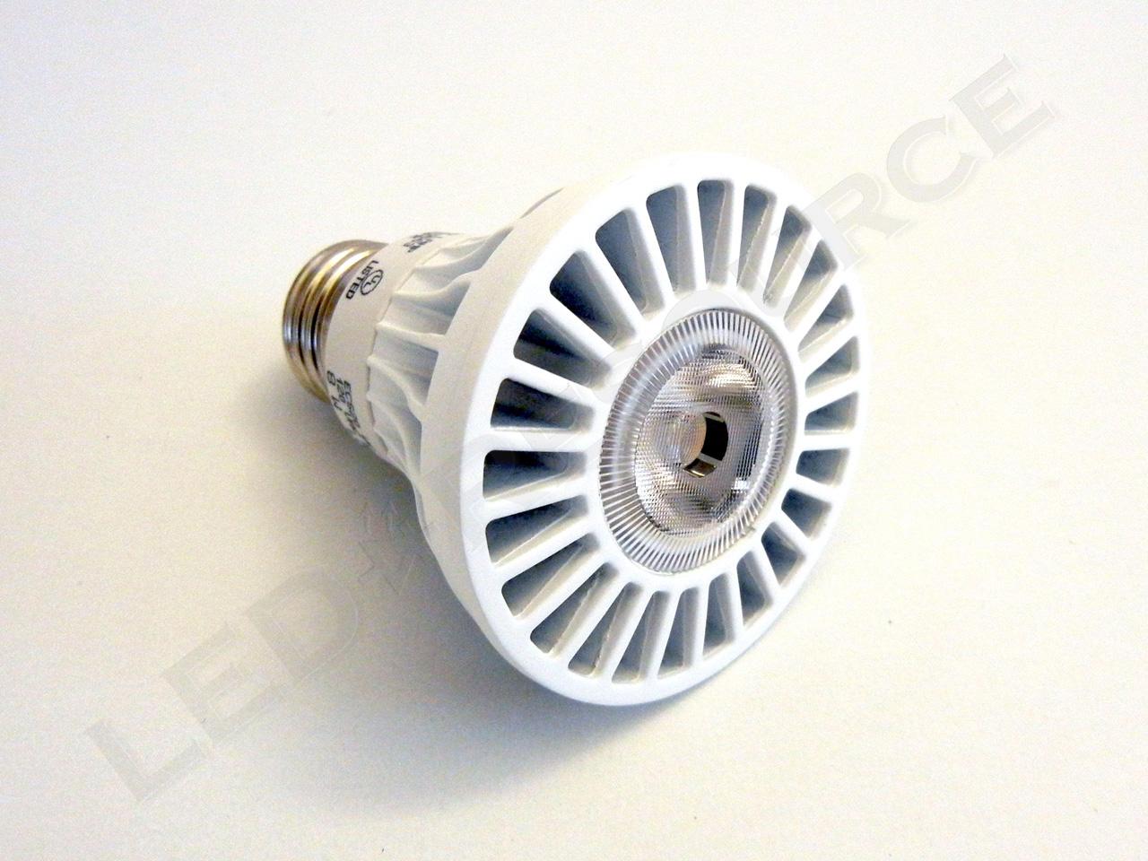 Home Depot EcoSmart PAR20 And PAR30 LED Bulb Review