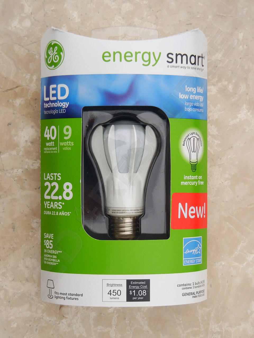 Ge Energy Smart A19 9w Led Bulb Review Led Resource