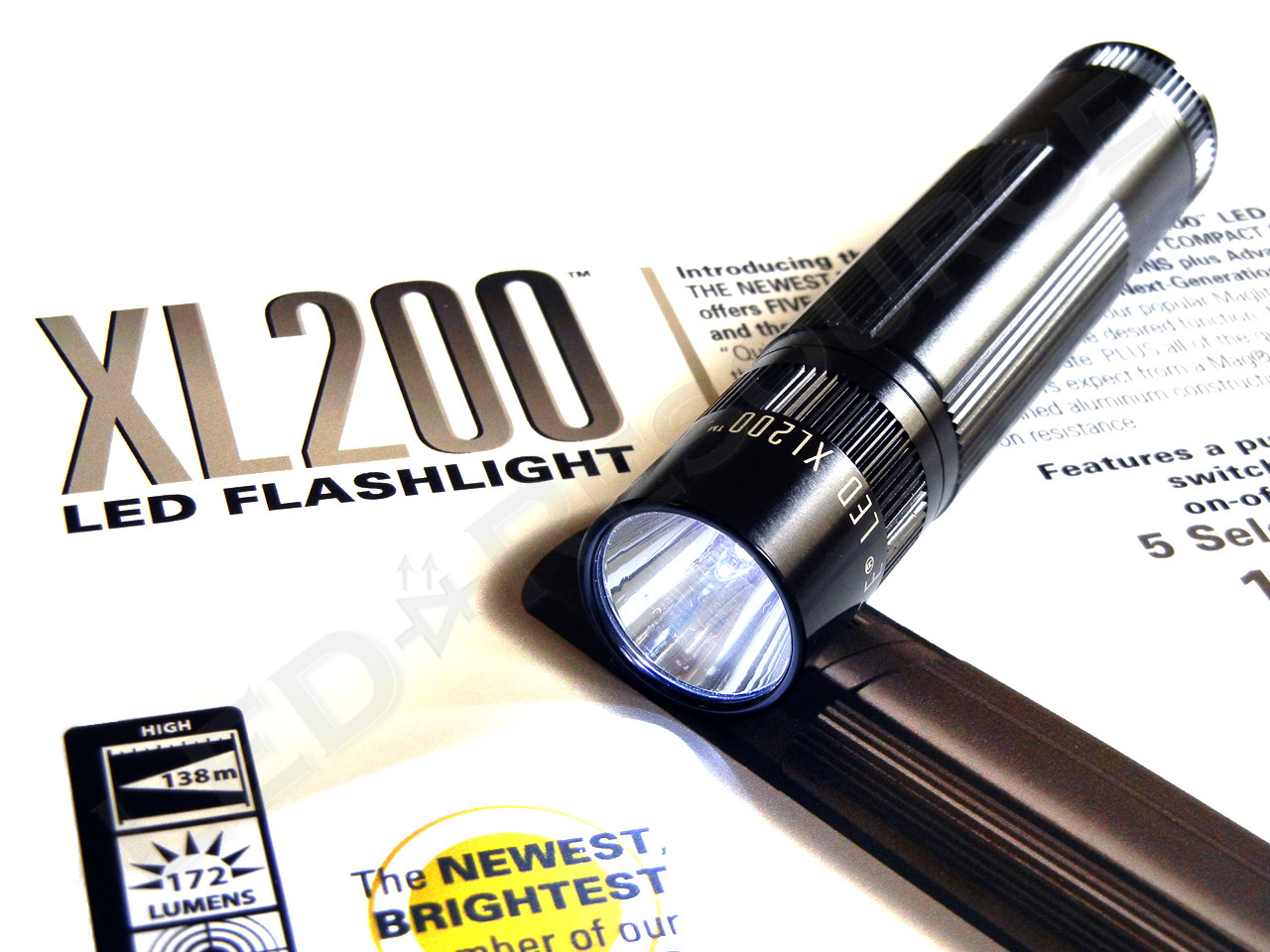 MagLite XL200 Flashlight Review