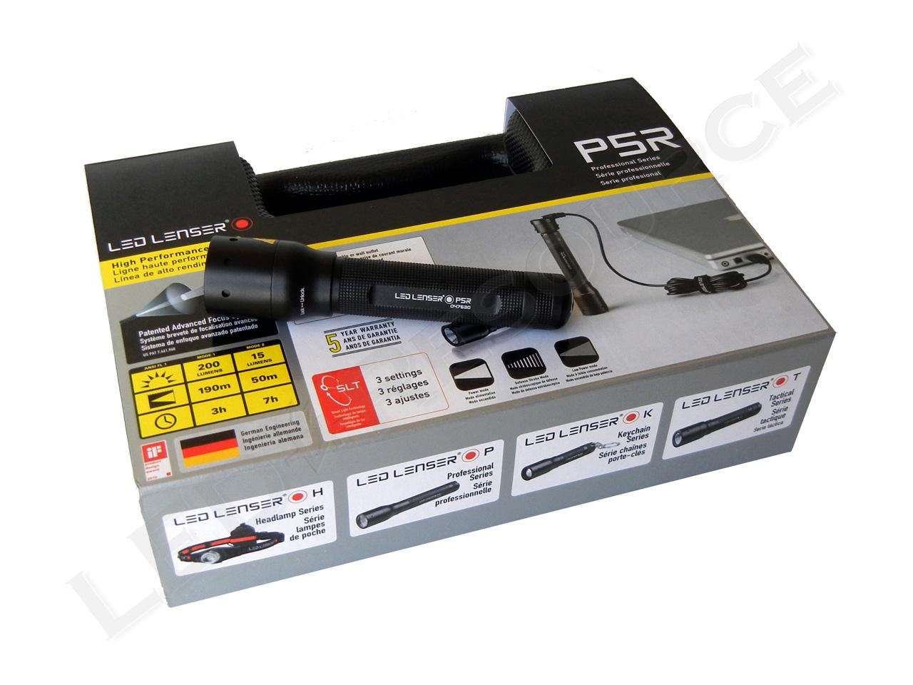 LED Lenser P5R Review