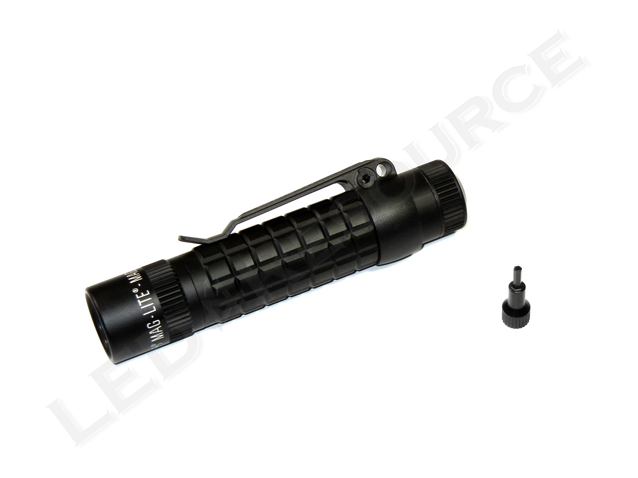 Maglite MAG-TAC LED Flashlight Review