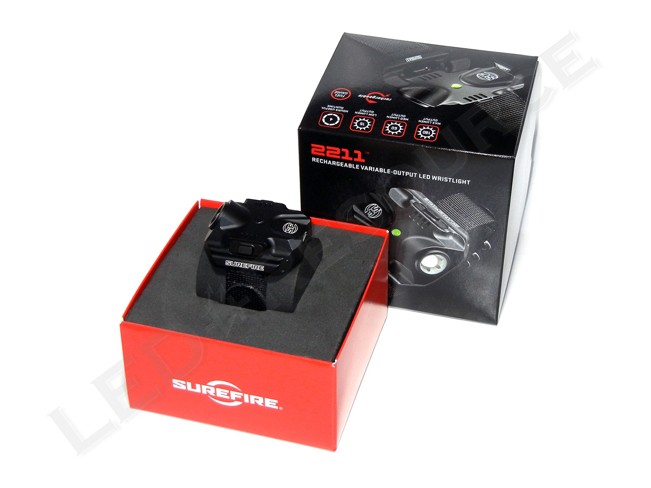 SureFire 2211 WristLight Review