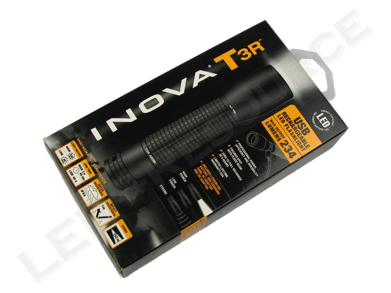 Inova T3R Review