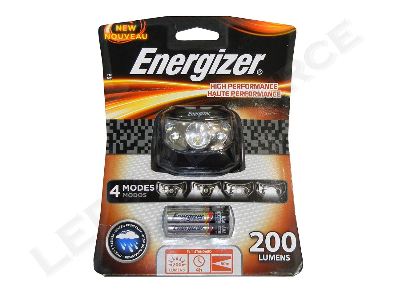 Energizer Headlamp Review